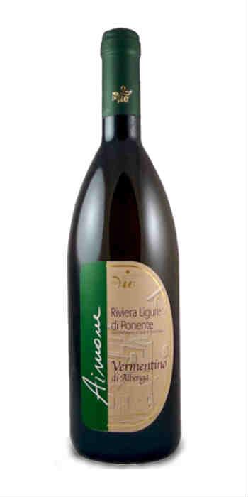 Riviera Ligure di Ponente Vermentino Aimone 2015 Biovio - Wine il vino