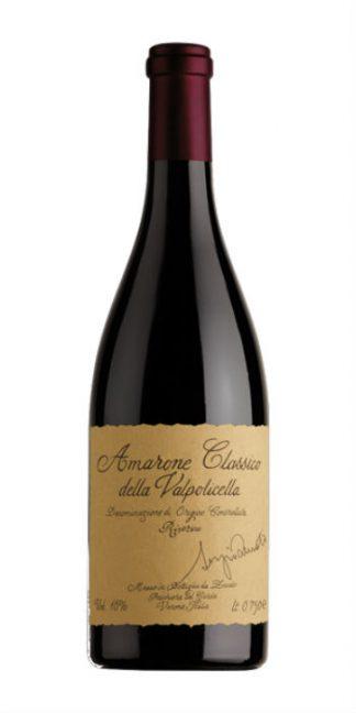 Amarone Classico Riserva Sergio Zenato 2010 Zenato - Wine il vino