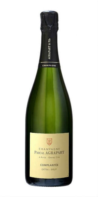 Champagne Extra-brut Complantée Agrapart - Wine il vino