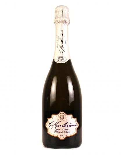 Franciacorta brut Blanc de Noir 2012 Le Marchesine - Wine il vino