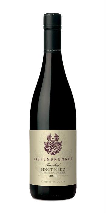 Alto Adige Pinot Nero Turmhof 2014 Tiefenbrunner - Wine il vino