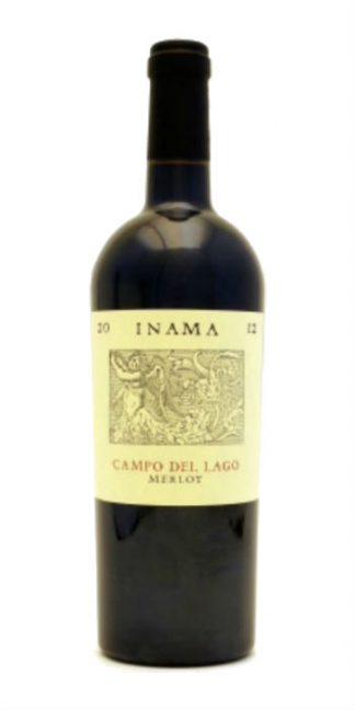 Veneto Merlot Campo del Lago 2013 Inama - Wine il vino