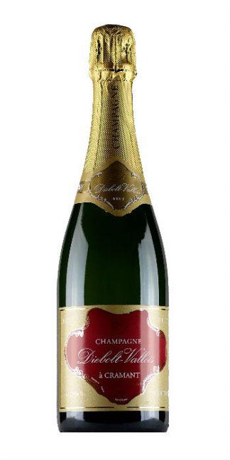 Champagne brut Tradition Diebolt-Vallois - Wine il vino