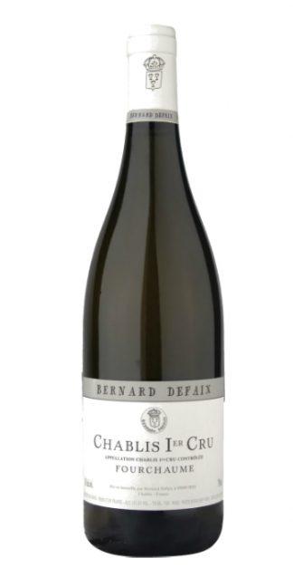 Chablis 1er cru Fourchaume 2018 Bernard Defaix - Wine il vino