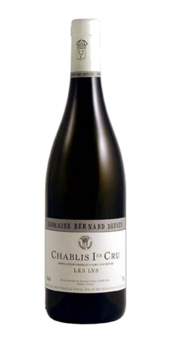 Chablis 1er cru Les Lys 2017 Bernard Defaix - Wine il vino