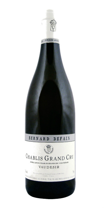 Chablis Grand cru Vaudesir 2013 Bernard Defaix - Wine il vino
