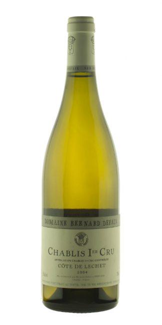 Chablis 1er cru Côte de Lechet 2014 Bernard Defaix - Wine il vino