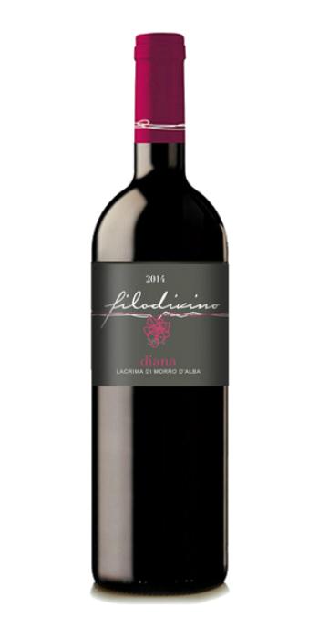 Lacrima di Morro d'Alba Diana 2015 Filodivino - Wine il vino