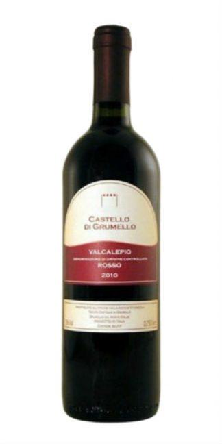 Valcalepio Rosso 2011 Castello di Grumello - Wine il vino