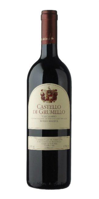 Valcalepio Rosso Riserva 2010 Castello di Grumello - Wine il vino