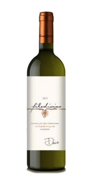 Verdicchio dei Castelli di Jesi Classico Riserva Dino 2014 Filodivino - Wine il vino