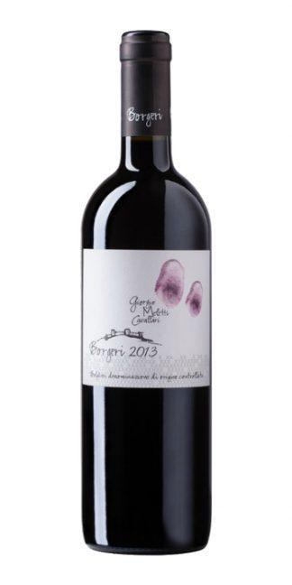 Bolgheri Rosso Borgeri 2015 Giorgio Meletti Cavallari - Wine il vino