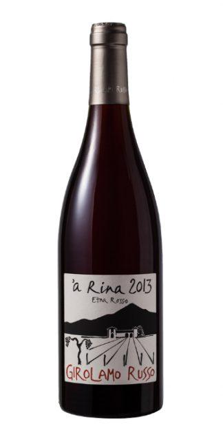 Etna Rosso 'A Rina 2014 Girolamo Russo - Wine il vino