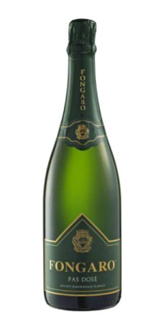 Metodo Classico VSQ Pas Dosé Fongaro - Wine il vino