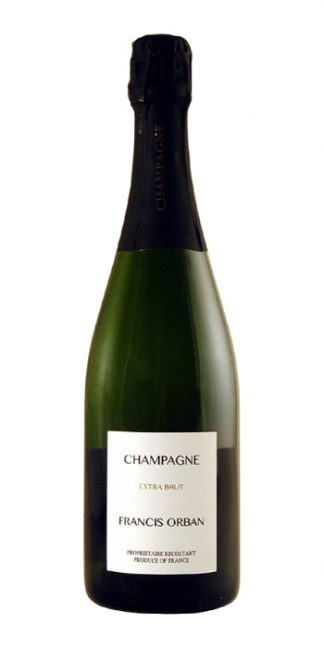 Champagne extra-brut Francis Orban - Wine il vino