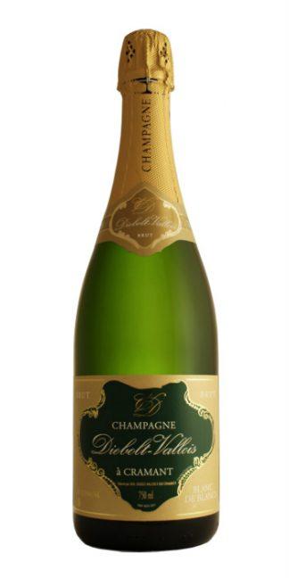 Champagne brut Blanc de Blancs Diebolt-Vallois - Wine il vino