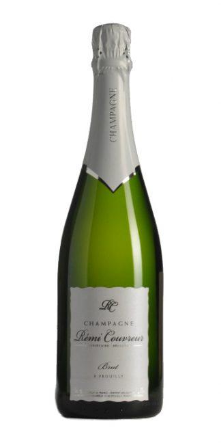 Champagne brut Remi Couvreur - Wine il vino