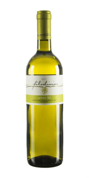 Verdicchio dei Castelli di Jesi Classico Serra 46 2015 Filodivino - Wine il vino