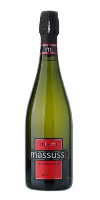 Franciacorta brut Mi & Mi 2013 Massussi - Wine il vino