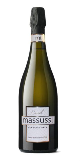 Franciacorta extra-brut Riserva Curtel 2009 Massussi - Wine il vino