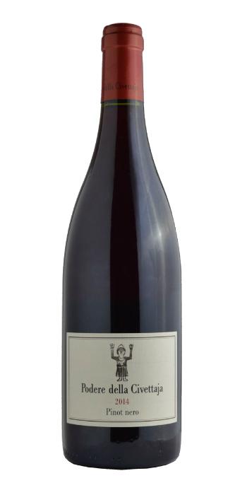 Toscana Pinot Nero 2014 Podere della Civettaja - Wine il vino