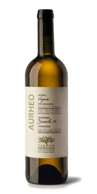 Terre Siciliane Viognier Aurheo 2015 Marilina - Wine il vino