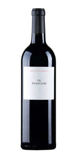 Bordeaux Supérieur Cru Monplasir 2014 Gonet-Medeville - Wine il vino
