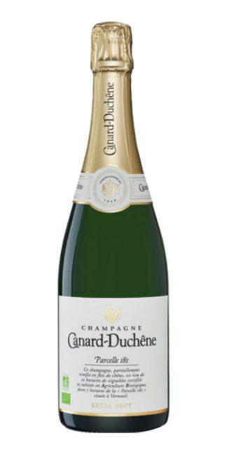 Champagne extra brut Parcel 181 Bio Canard-Duchêne - Wine il vino