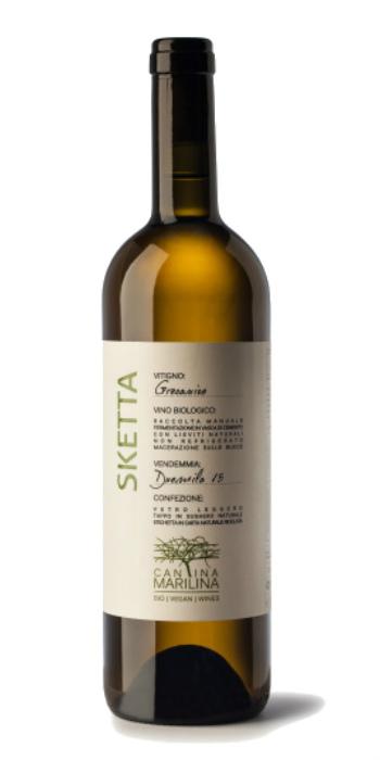 Terre Siciliane Grecanico Sketta 2015 Marilina - Wine il vino