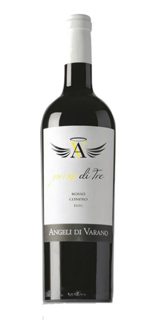 Rosso Conero Primo di tre 2014 Angeli di Varano red wine - Wine il vino