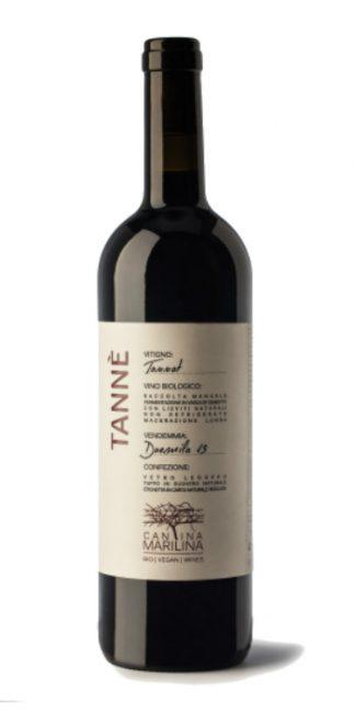 Terre Siciliane Tannat Tannè 2015 Marilina - Wine il vino