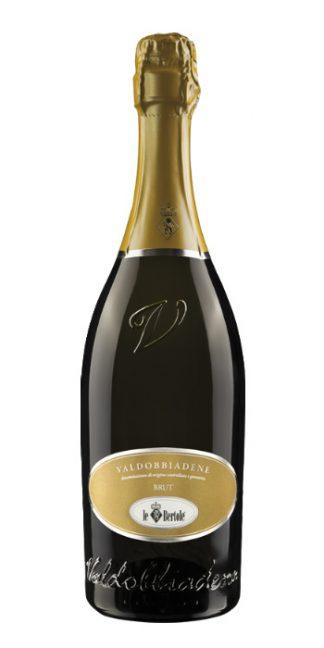Prosecco di Valdobbiadene Superiore Brut Le Bertole - Wine il vino
