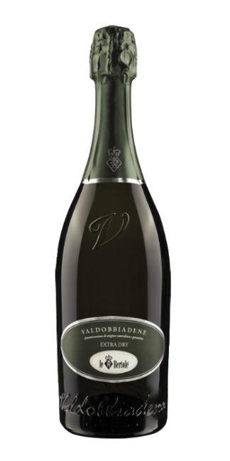 Prosecco di Valdobbiadene Superiore Extra-Dry Le Bertole - Wine il vino