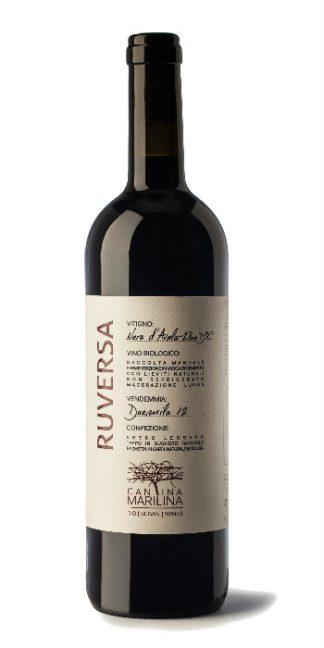 Terre Siciliane Nero d'Avola Ruversa 2015 Marilina - Wine il vino