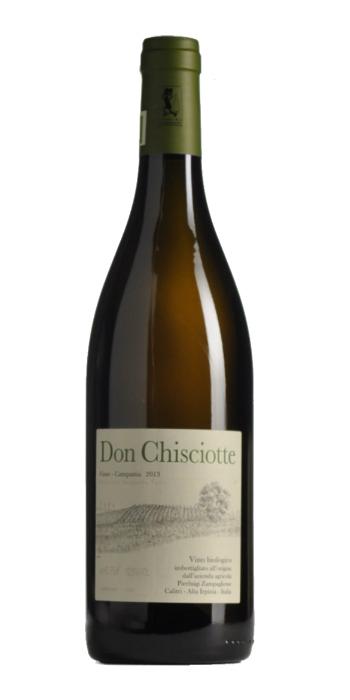 Campania Fiano Don Chisciotte 2015 Zampaglione - Wine il vino