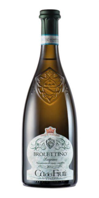 Lugana Brolettino 2015 Cà dei Frati - Wine il vino