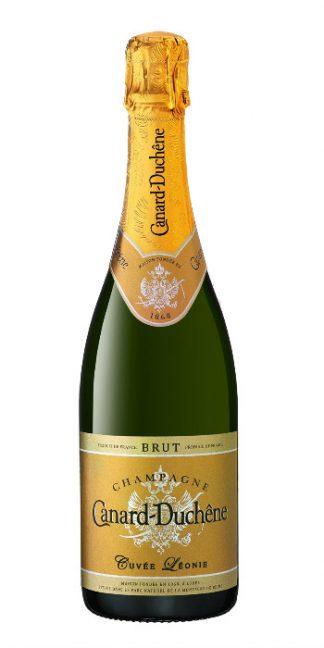 Champagne brut Cuvée Leonie Canard-Duchêne - Wine il vino