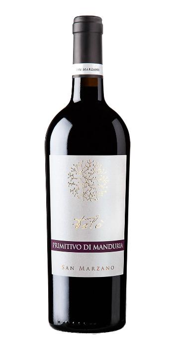 Primitivo di Manduria Talò 2015 Cantine di San Marzano - Wine il vino