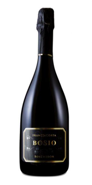 Franciacorta extra-brut Boschedòr 2011 Bosio - Wine il vino