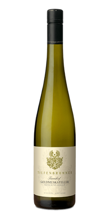 vendita vino online Alto Adige Moscato Giallo Turmhof 2017 Tiefenbrunner - Wine il vino