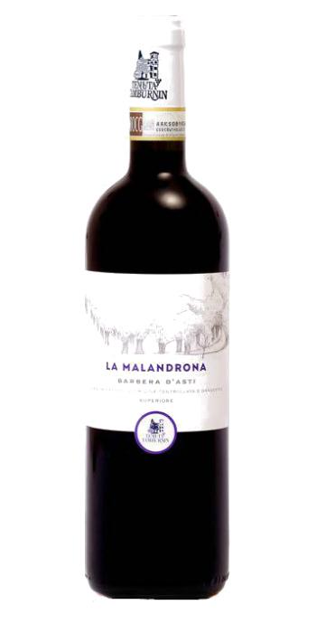 Barbera d'Asti Superiore La Malandrona 2015 Tenuta Tamburnin - Wine il vino