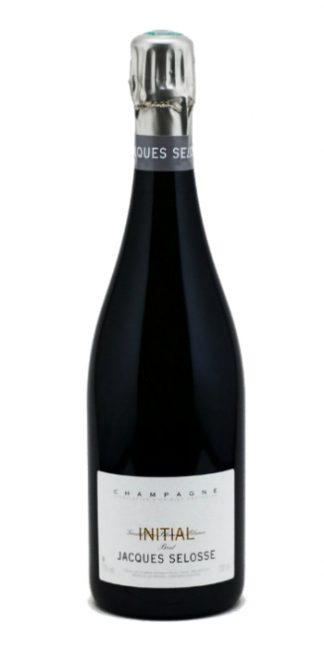 Champagne brut  Initial Blanc de Blancs Grand Cru Selosse - Wine il vino