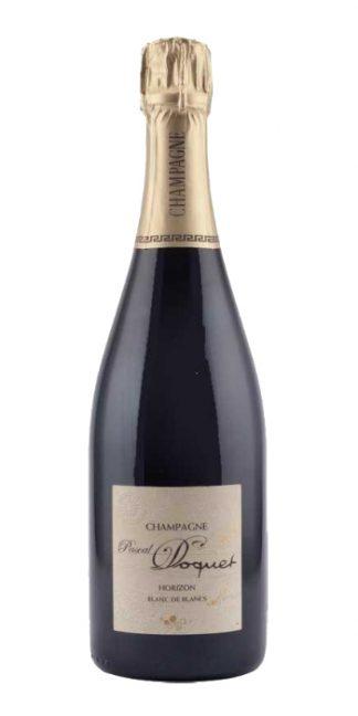 Champagne brut Horizon Blanc de Blancs Pascal Doquet - Wine il vino