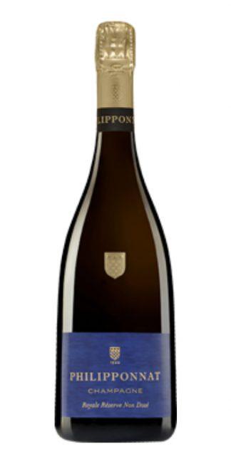 Champagne Non Dosé Royal Réserve Philipponnat - Wine il vino
