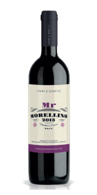 Morellino di Scansano Mr 2015 Frank & Serafico - Wine il vino