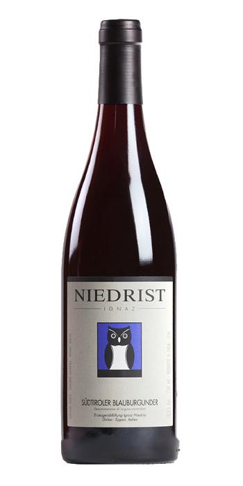 Alto Adige Pinot Nero 2014 Niedrist - Wine il vino