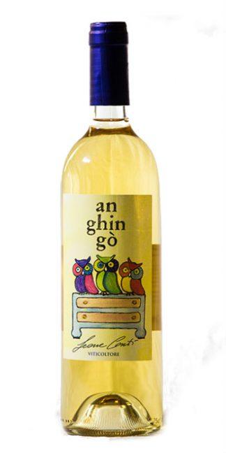 Ravenna Bianco An ghin gò 2015 Leone Conti - Wine il vino