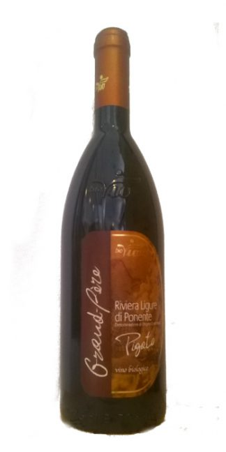 Riviera Ligure di Ponente Pigato Grand Père 2015 Biovio - Wine il vino