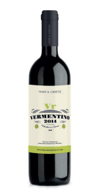 Toscana Vermentino Vr 2016 Frank & Serafico - Wine il vino
