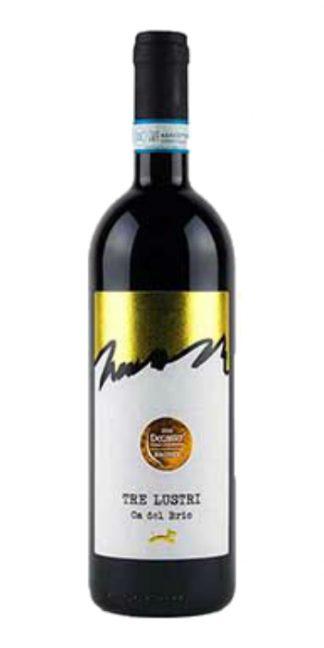 Dolcetto d'Ovada Superiore Tre Lustri 2007 Ca del Bric - Wine il vino